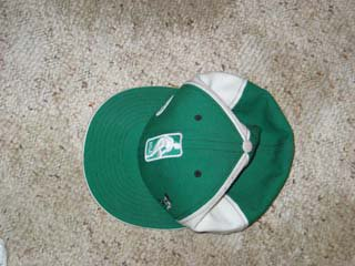 Celtics New Era Hat