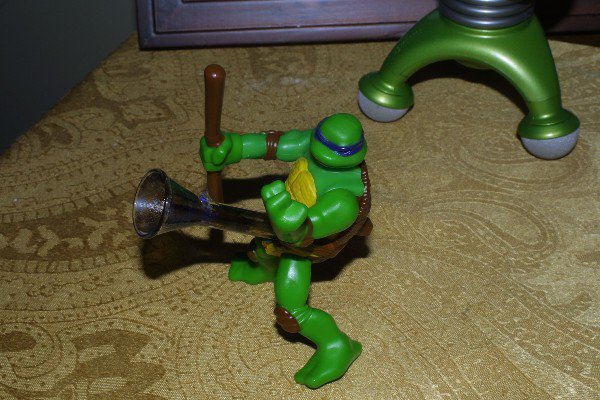 My total turtle pipe