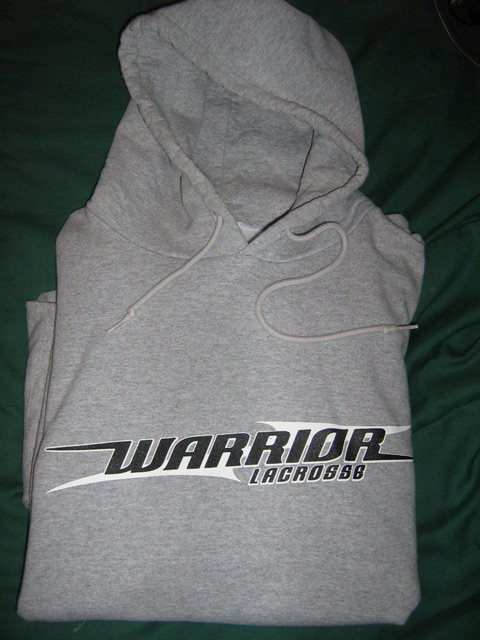 Warrior hoodie for sale