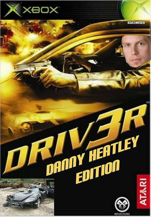 Driver 3: Dany Heatley Addition