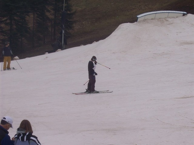 Skiing in april east coast
