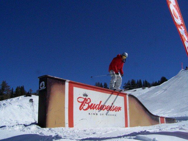 The budweiser box