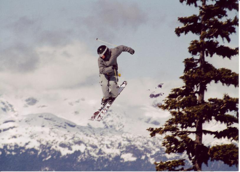 Blackcomb XL Park- 2 years ago