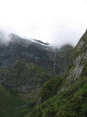 McKinnon Pass / Arthur Valley