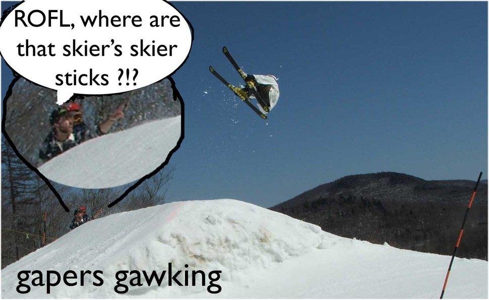 Gawkin' gaperz