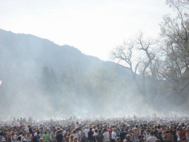 Boulder April 20th