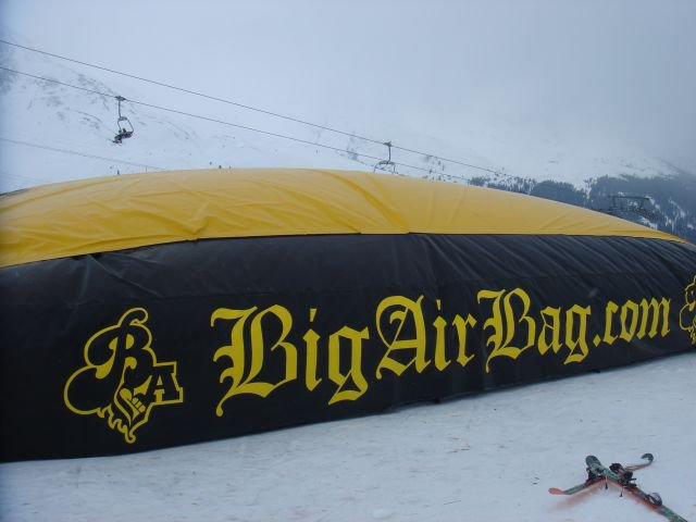 The Big Air Bag