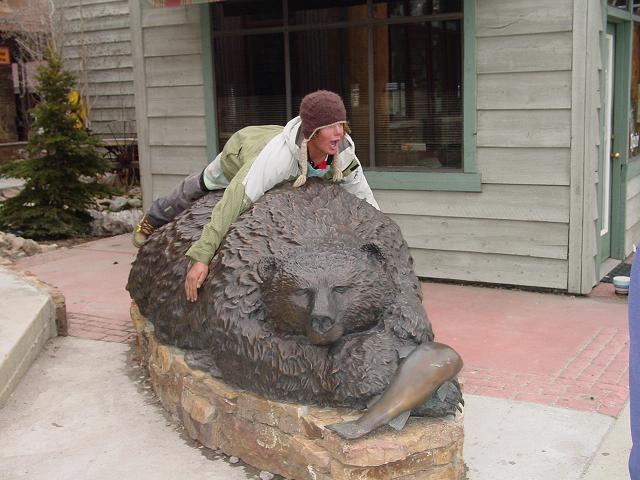 Cody Bear!