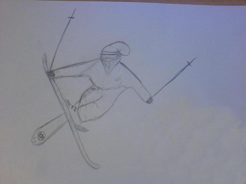 15 min sketch