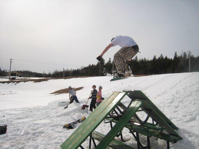 Snowboard Dan