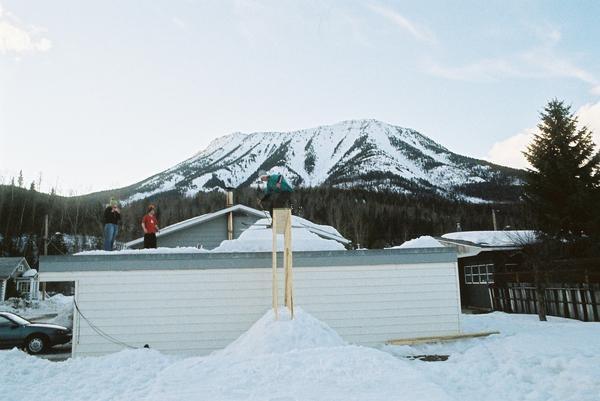 Ski Slide Y'all