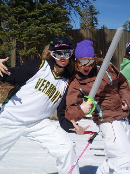 Reppin vermont....