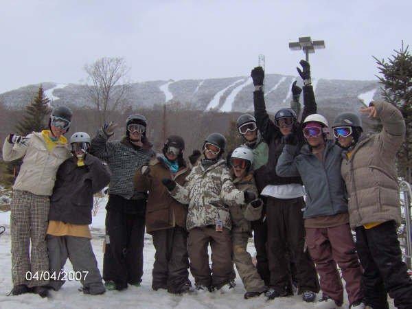 Ski-étude