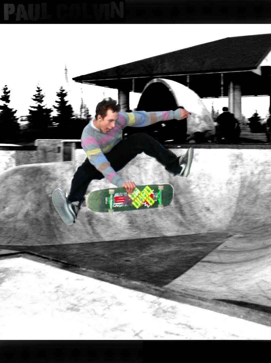 Random Skater