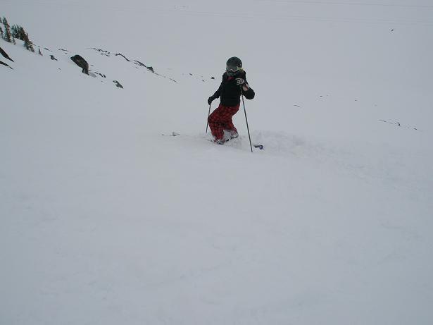 """""""May"""" skiing"""