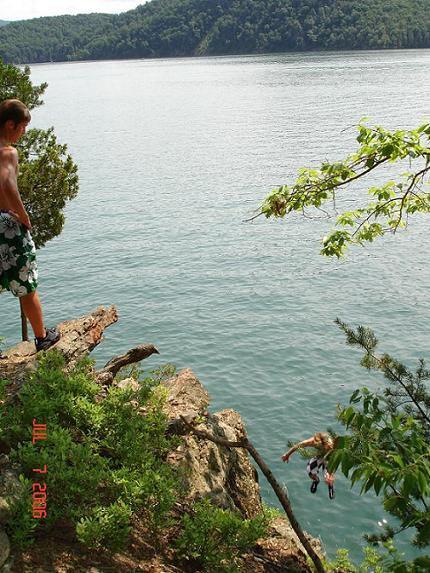 Fun cliff