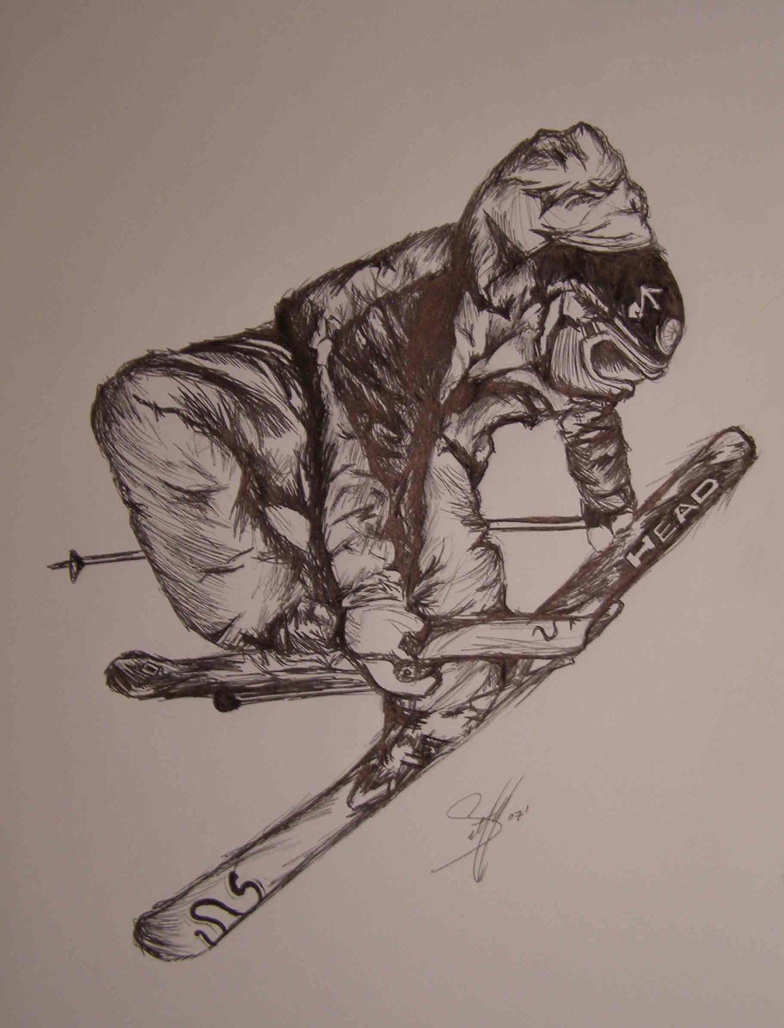 Octograb drawing