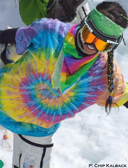 My gay/hippie pride!