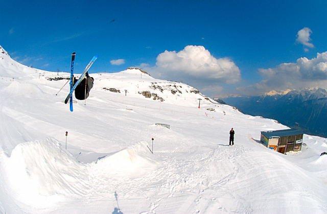 Crans Montana Switzerland