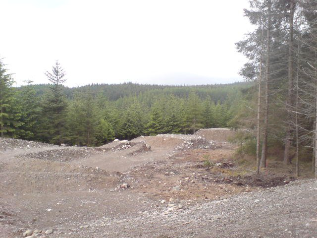 New section on the 4X at Nevis Range