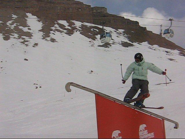 Ursus snowpark zone 2