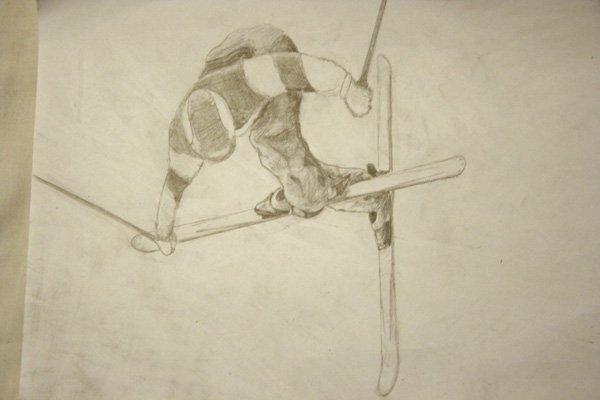Mute drawing