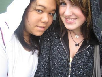 Izzie and I
