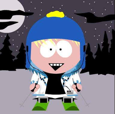 Southpark Freeskier