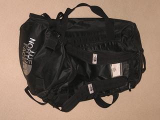 TNF 90L Duffle Bag