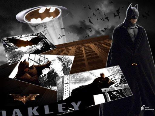 Oakley Batman Pro's