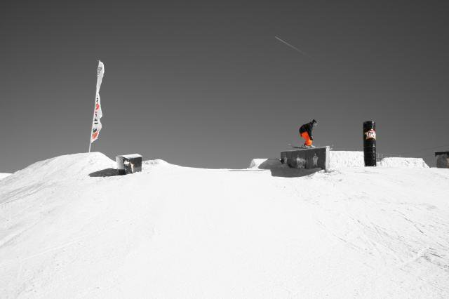 Mondial 2007 du ski librestyle
