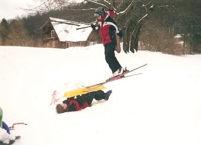Old ski pic