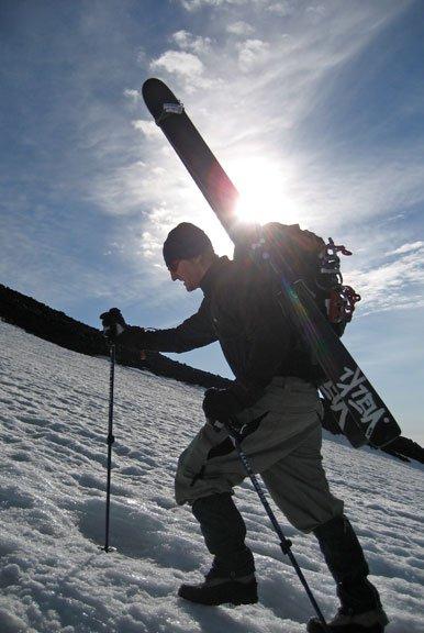 Mt. Adams Ascent