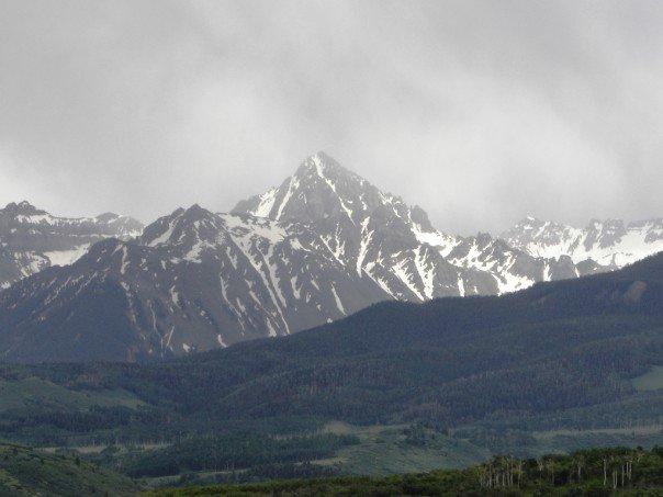 The Climb- Mt Sneffels.