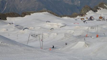 2 Alpes summer park