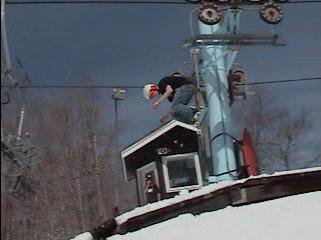 180 over the lift dock