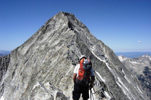 Solo Mountaineering