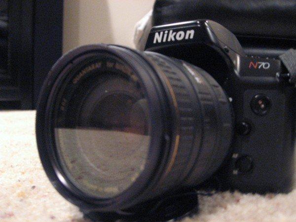 Nikon n 70