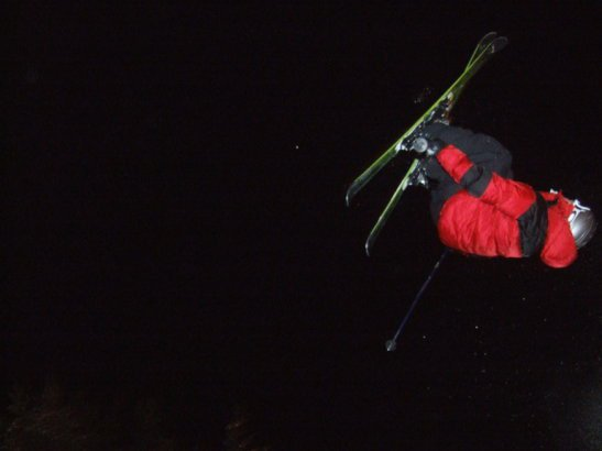 Me jumping