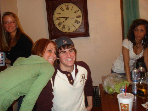 Me and ma VT ski grls