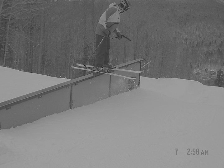 Up Rail at LOON