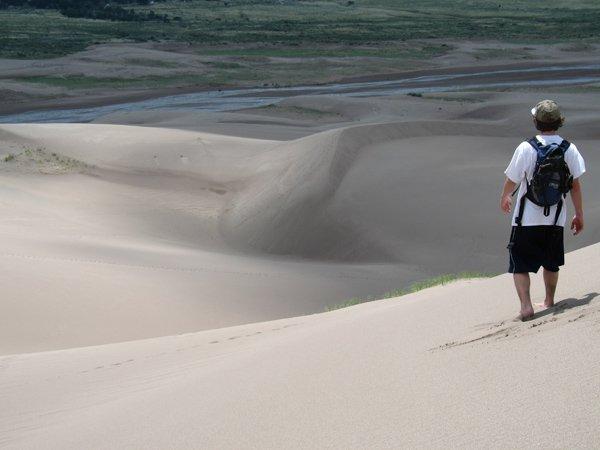 Dunes'n it