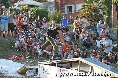 Luanco summer jibbing festival