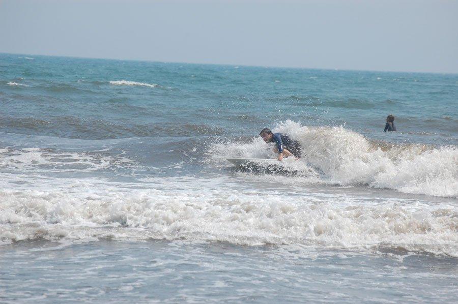 Surrfing in RI 3