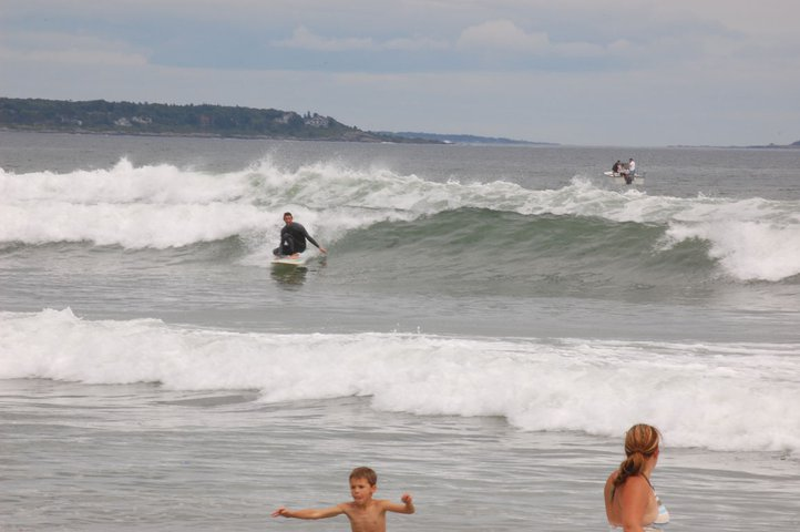 Surfing in OOB