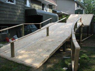 Handrail, C- Rail