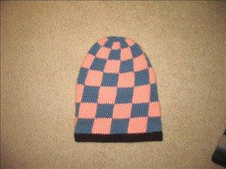 Checkered flop