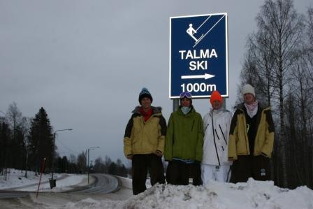 Ski Talma