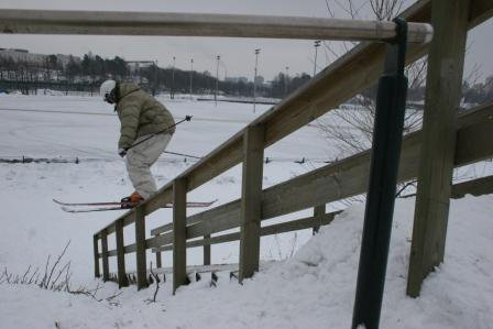 First Rail in Finland