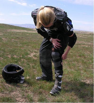 Dirtbiking gear, Grand Junction, CO.